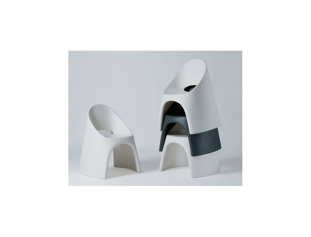 Am Lie Slide Plastic Moulded Furniture