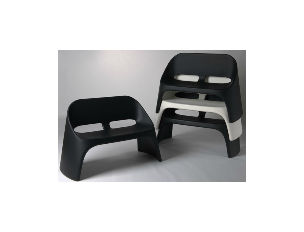 Amelie Duetto Slide Plastic Moulded Furniture