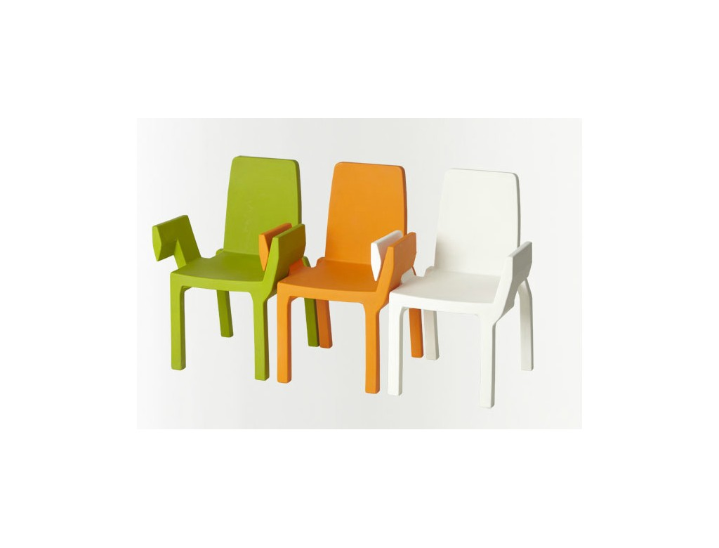 Doublix Slide Plastic Moulded Furniture