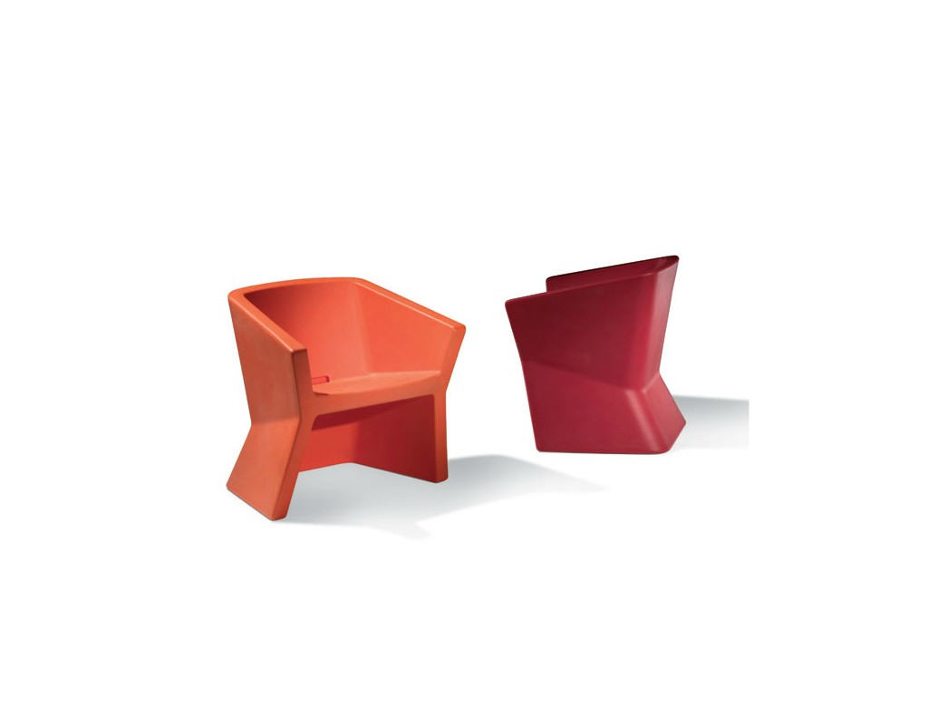 Exofa Slide Plastic Moulded Furniture