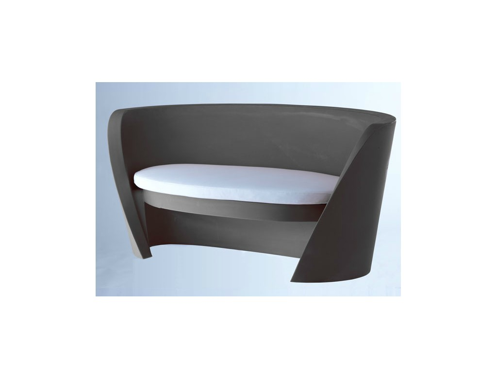 Rap slide plastic moulded furniture Plastic home furniture