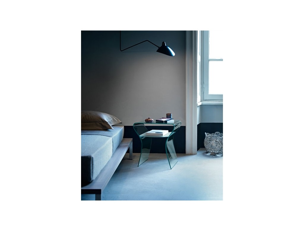 Charlotte de nuit fiam side tables bedside tables - Table de nuit kartell ...