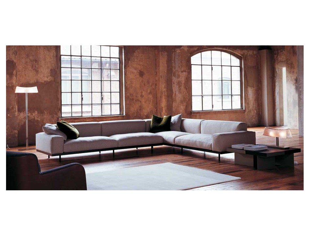 Naviglio sofa arflex designer furniture rijo design for Trendy furniture