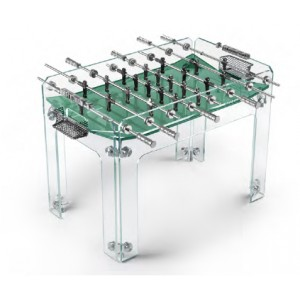 Total Krystall Green | Futura | Table Football