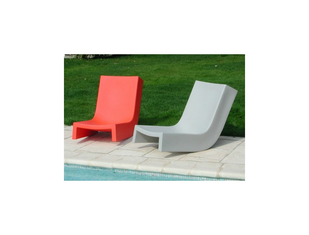Twist Slide Plastic Moulded Furniture Rijo Design
