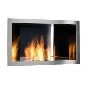 Reflexo | Illumo Fires | Wall Mounted Fire