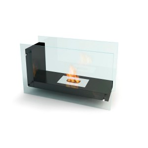 L-Shape | Illumo Fires | Portable Fires