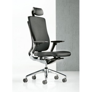 Style High Backrest with arms | Diemme | Office Waiting