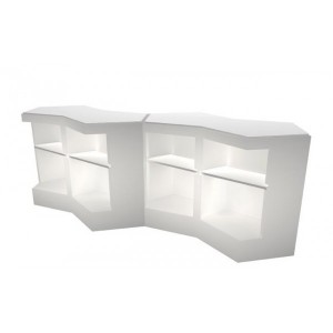 Iceberg Modular Bar | Slide | Illuminated Furniture