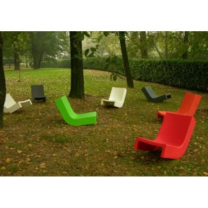 Twist | Slide | Plastic Moulded Furniture