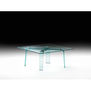 Naxos Square Transparent | FIAM | Tables