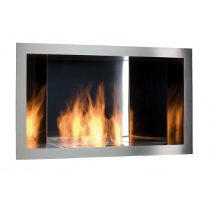 Reflexo | Illumo Fires | Architects Line / Wall Mounted Fire