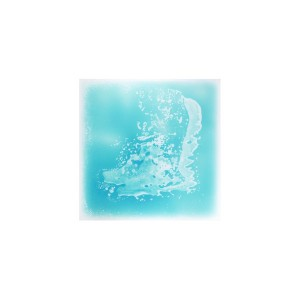 Liquid Floor Tile | Aqua Blue | Liquid Tiles